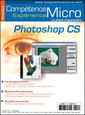 Booklet's front page - Photoshop CS