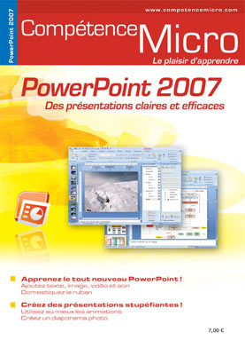 Booklet's front page - PowerPoint 2007