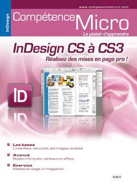 Booklet's front page - InDesign CS à CS3